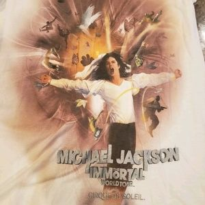 Other - Limited Edition Michael Jackson Immortal Tour
